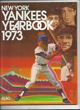 1973 New York Yankees Yearbook near mint - mint (see scan)