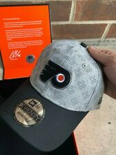 Philadelphia Flyers New Era SNAPBACK CAP HAT AUTHENTIC NHL Inside Edge Numbered