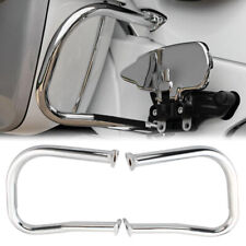 Pair Chrome Rear Highway Bars For Indian Chieftain Dark Horse Springfield 16-19