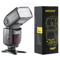 Neewer NW-670 TTL Flash Kit for Kit for Canon 7D Mark II, 5D Mark II III IV