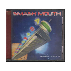Smash Mouth CD Astro Lounge / Interscope Records 490 316-2 IND-90316 Scellé