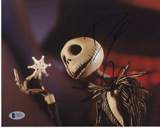 DANNY ELFMAN SIGNED NIGHTMARE BEFORE CHRISTMAS 8X10 PHOTO! AUTOGRAPH PSA BAS COA