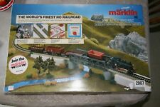 MARKLIN HO TRAIN SET #2907 IN GOOD CONDITION WITH BOX