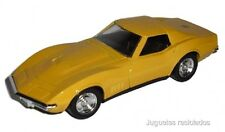 1/43 CHEVROLET CORVETTE 66 SOLIDO MADE IN FRANCE DIECAST