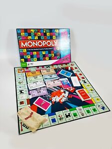 Monopoly London 2012 Olympic Games Edition (Hasbro) - Complete!