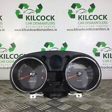 2012 NISSAN QASHQAI 1.5 DCI SPEEDOMETER INSTRUMENT CLUSTER JD51A