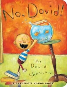 No, David! [David Books]