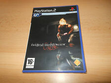 TWISTED METAL BLACK - SONY PLAYSTATION 2 PS2 GAME - NEW SEALED PAL