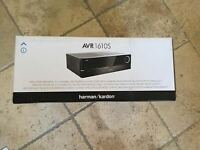 NEW Harman Kardon AVR-1610S 5.1 Channel Network A/V Receiver Home Theater