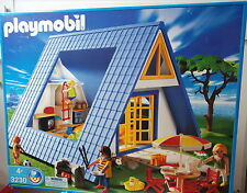 Playmobil Modern Family Vacation Home House Set 3230 - BRAND NEW SEALED