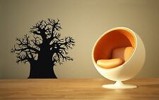 Wall Stickers Vinyl Decal Baobab Tree Africa Madagascar Nature ig117