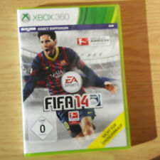 FIFA 14 XBox 360 Fussball Spiel Top Zustand - Microsoft Football Game ohne inlay