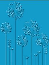 "Craft Concepts A6 (4""x6"") Embossing Folder - Dandelion Whisper"