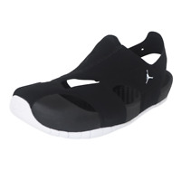 Nike Jordan Flare PS CI7849 001 Sandals Slide Black Boys' Preschool Waterproof