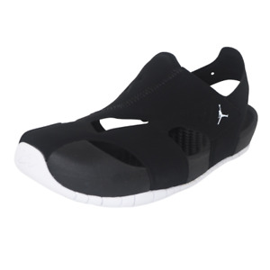 Nike Jordan Flare PS CI7849 001 Sandals Slide Black Boys' Preschool Waterproof