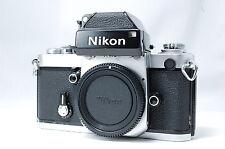 Nikon F2 Photomic 35mm SLR Film Camera Body Only  SN7327516  **Excellent+**
