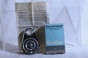 Rolleiflex Panorama Head With Box