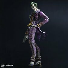 JOKER action figure Batman arkham city play arts