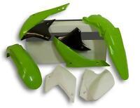 KAWASAKI KLX450 PLASTIC KIT OEM 07 08 09 10 11 12 13 14 15 RACETECH ENDURO