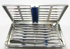 BOUCHONNEUSE Spatule Modelling interproximal pinces lot de 7 Composite Instruments