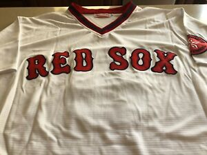 Mitchell & Ness Cooperstown Collection Red Sox Carl Yastrzemski Jersey Mens XL