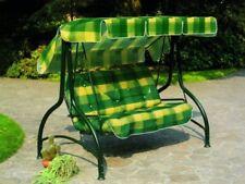 Dondolo Splendido 3 posti mod1630 telaio verde
