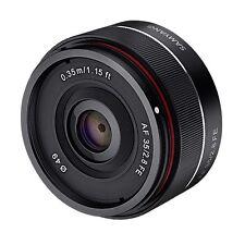 Samyang AF 35mm F2.8 in Sony FE Full Frame Mount