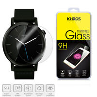 KHAOS For Motorola MOTO 360 Watch 2nd Gen 42mm Tempered Glass Screen Protector