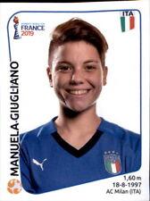 Panini Frauen WM 2019 Sticker 205 - Manuela Giugliano - Italien