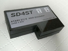More details for sd4st mini hard disk hdd  interface for atari st/ste  2x micro sd sdcard+ rtc