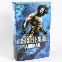 Hot Toys 1/6 12In Hot Toy Aquaman Justice League Scale Action Figure Collectible