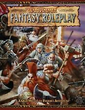 Warhammer Fantasy Roleplay: A Grim World of Perilous Adventure, Green Ronin, New