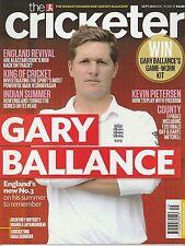 Cricketer Magazine (Wisden) - September 2014 - Garry Ballance