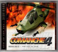 Comanche 4 (PC Game) Novalogic - The Art of War (Windows) - Free USA Shipping!