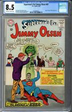 Superman's Pal Jimmy Olsen #87 CGC 8.5