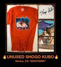 VTG SHOGO KUBO ZFlex Woody Dogtown alva jay adams hi hosoi skateboard T-Shirt