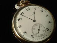 15J ELGIN Pocket Watch, ca.1919 - Size 12