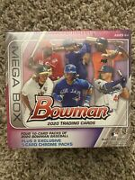 2020 bowman baseball MEGA box Free Shipping!!