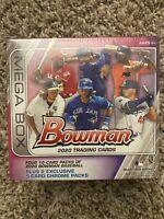 2020 bowman baseball MEGA box Free Shipping!!