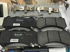 OEM GM Brembo 6 Piston CTS-V Front Brake Pads w/ Pin Kit ZL1 ATS-V