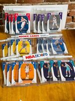 2020-21 NBA Hoops 4 Complete Rookie Sets! 200 cards! Lamelo Ball PSA Investment