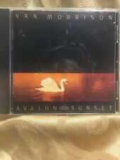 Morrison, Van : Avalon Sunset CD. Pre-Owned. Acceptable Condition