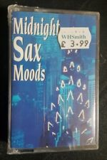 Midnight sax moods brand new sealed packaging - Tape Cassette