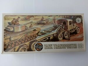 Airfix Scammell Tank Transporter 00 SCALE Model Kit
