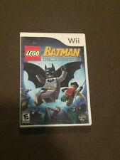 Nintendo Wii Video Game LEGO Batman Rated E