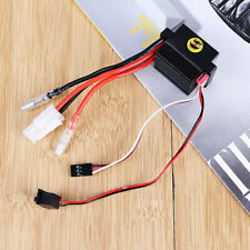 Double Way 320A ESC Brush Motor Speed Controllers for HSP HPI RC Car Boat Model