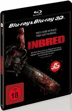 Inbred 3D [2011] (Blu-ray 3D + 2D)~~~~~~British Horror-Comedy!~~~~~NEW & SEALED