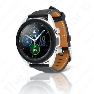 """Samsung Galaxy Watch3 SM-R850NZSAXAR 41mm 1.6"""" 4GB WiFi NFC GPS Mystic Silver"""