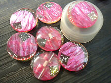 Buttons, Pink-Rosa-Töne, Sew, Haberdashery, Accessory, 90-er Years