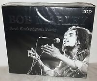 2 CD BOB MARLEY - SOUL SHAKEDOWN PARTY - NUOVO  NEW